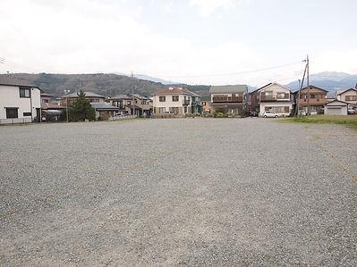 小山葬祭センター 駐車場