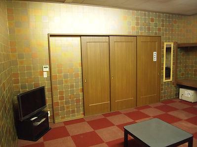 小山葬祭センター 親族控室