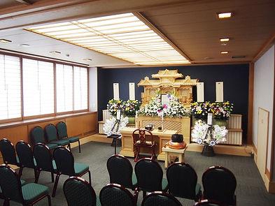 御殿場葬祭センター 3F式場