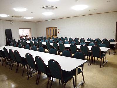 小山葬祭センター 会食場