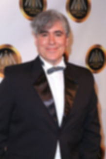 Mariano Saulino at red carpet Hollywood