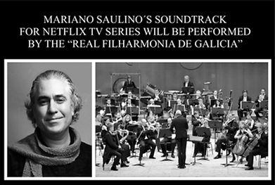 Mariano Saulino Real Filharmonia de Galicia