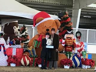 Bennett Farms Jingle Bells Results