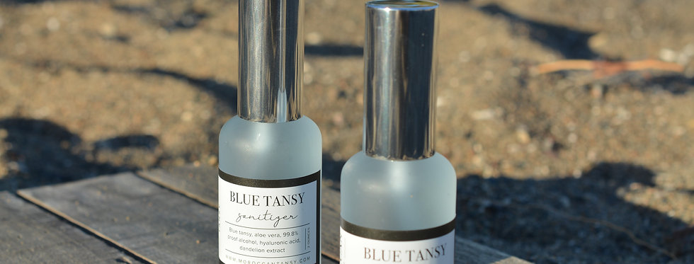 Blue Tansy Hand Sanitizer