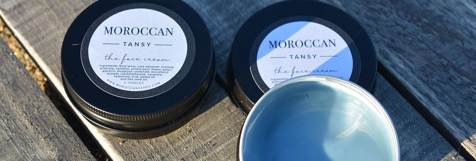 Blue Tansy Face Cream
