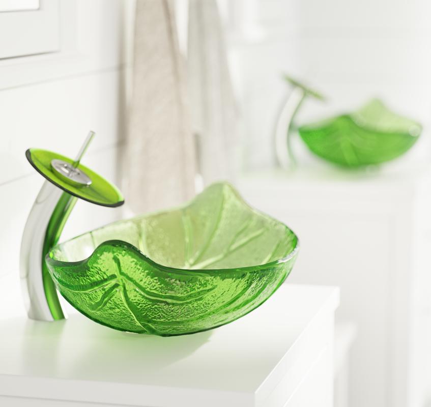 Green Leaf sink MR Direct