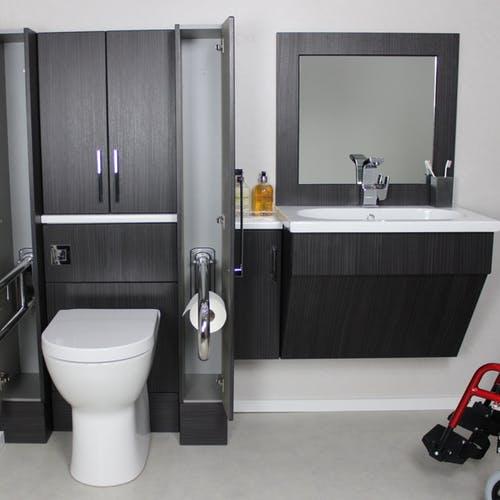 Accessible bathroom 4