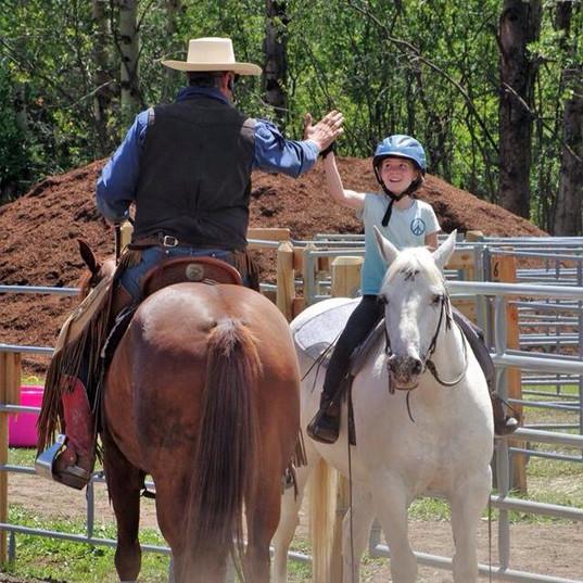 Horsemanship High Fives