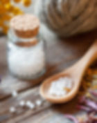 Homeopathic remedies used in a typical session