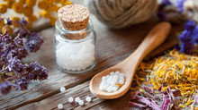 Homeopathic remedies for chronic back pain