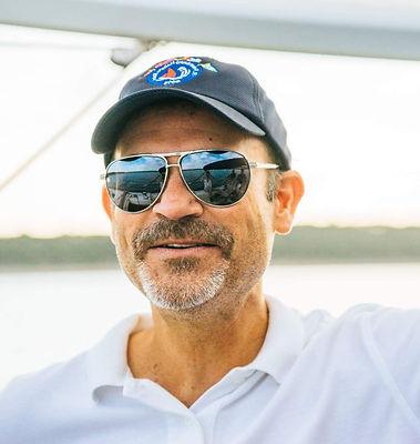 Steve Ward, Owne sailATX on Lake Travs