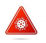 conjunto-de-sinal-de-estrada-coronavirus