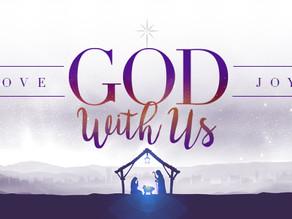 Christmas Eve and God WITH Us