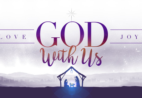 Christmas Eve and God WITH Us