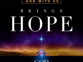 How can Jesus help me hope?
