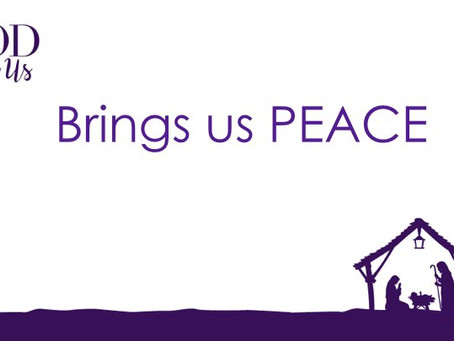 Are you lacking PEACE? He can help!