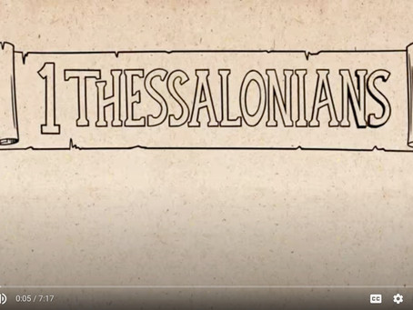 The READY Disciple - 1 Thessalonians