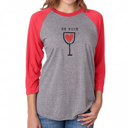 BE WINE BB TEE