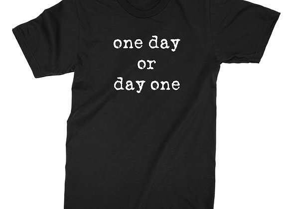 One Day or Day One-Crew