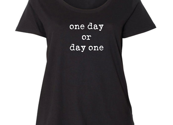 One Day or Day One-Curvy Crew