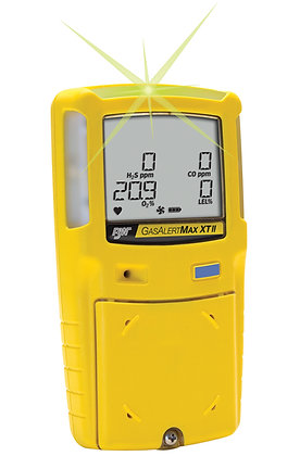 GasAlert MaxXT II, LEL / O2 / H2S / CO