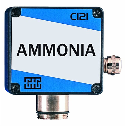 GFG CI21 for Ammonia in refrigeration plants