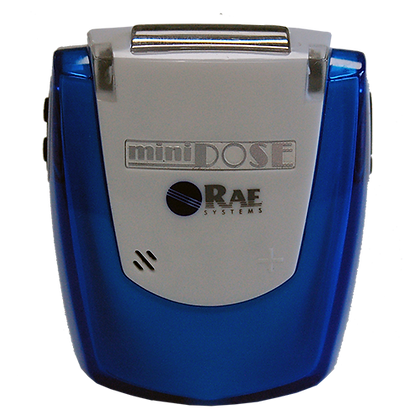 Rae Systems MiniDOSE Personal Radiation Dosimeter for Medical Professionals