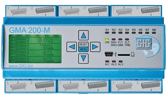 GFG GMA200-MT Controller