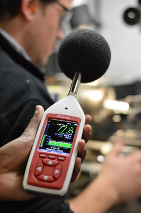Hire CR:162C Class 2 Integrating Sound Level Meter with 1:1 Octave Band Analysis