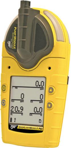 BW GasAlert Micro V MultiGas Monitor
