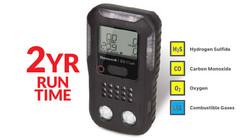 BW Clip4 MultiGas Monitor