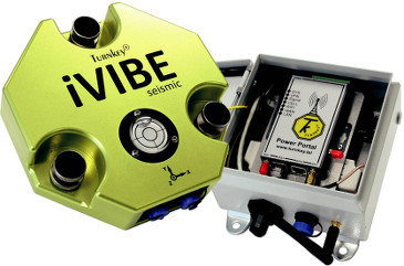 Hire of Turnkey Technologies iVIBE - Internet Vibration & Noise Monitor