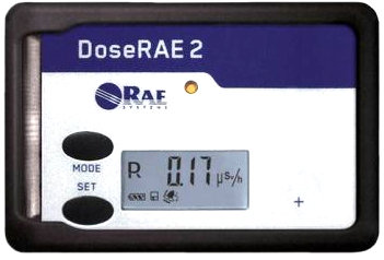 Rae Systems Dose Rae II