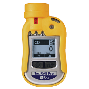Hire ToxiRae Pro Carbon Monoxide (CO)