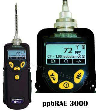 ppbRae 3000 PID / VOC Monitor