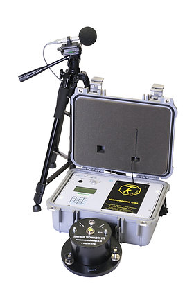 Turnkey Technologies CM3 Site Compliance Monitor (Vibration and Sound)