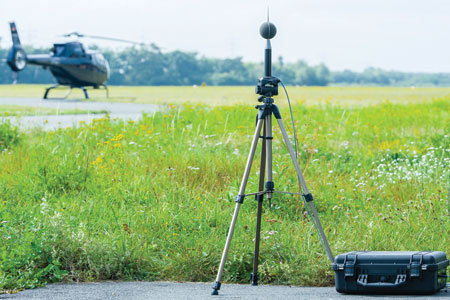 Invictus Noise Monitors - Environmental Noise Measurements