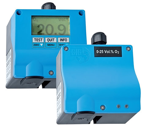 GFG EC22 Toxic Gases, Oxygen and Hydrogen Detector