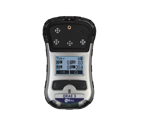 QRAE 3 Diffusive Multigas Monitor