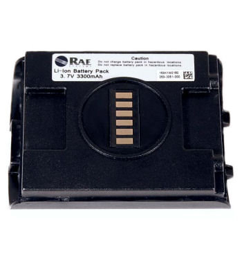 Spare or Replacement Battery for MiniRae Series