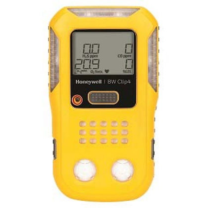 Clip4 Disposable Multi Gas Detector