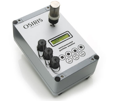 Turnkey Osiris Particulate Monitor