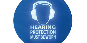 SoundSign Noise Warning Sign
