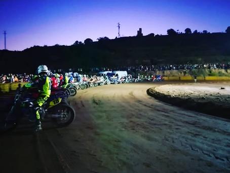 Fiesta y espectáculo en el último asalto del DTC 2019 - Round 6 - Sallent