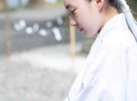 【募 集】助勤巫女(アルバイト)募集のお知らせ