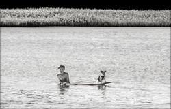 P7200122 hummer 14 gutt og hund surfebre