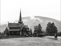 CHURCH IN LOM