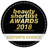 Beauty Shortlist Awards 2018
