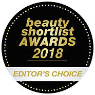 Beauty Shortlist Award Editor's Choice