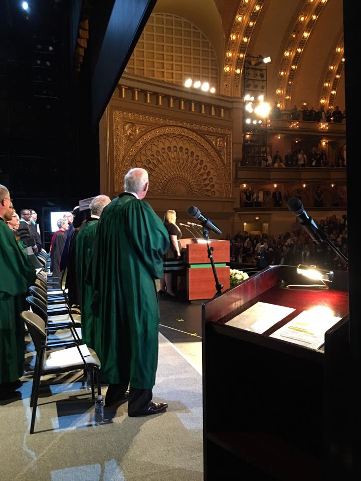 Roosevelt Commencement